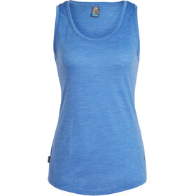 Icebreaker Sphere Sleeveless Shirt Women blue